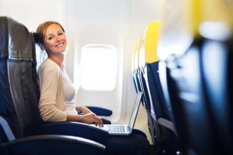 Forbered deg på normale flybevegelser