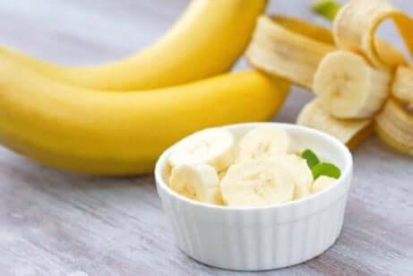 Forskjønn håret ditt med bananer