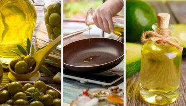 Hvilken olje er sunnest for frityrsteking?