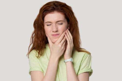 Temporomandibulært spenningssyndrom