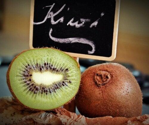 De mange fordelene med kiwi.