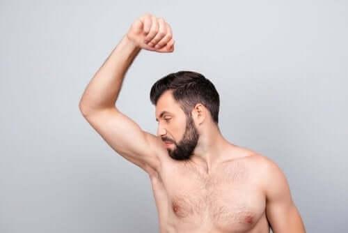 Dermatitis neglecta – Når du ikke dusjer