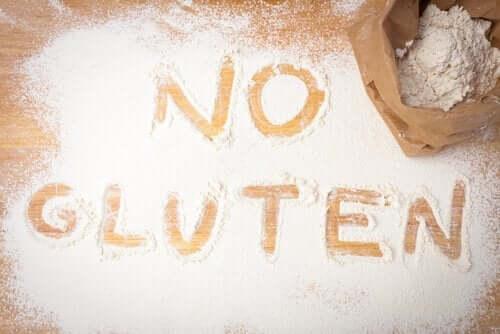 Mange sier nei til glutenfri mat.