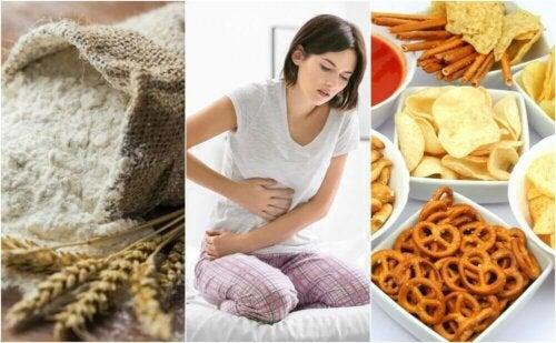 8 matvarer du bør unngå når du har betennelse