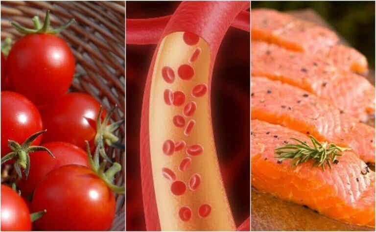 8 matvarer som kan beskytte arteriene dine