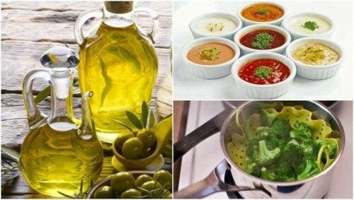 6 triks for å redusere inntaket av kolesterol