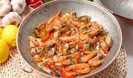 Sjømat - matvarer du bør unngå når du har betennelse