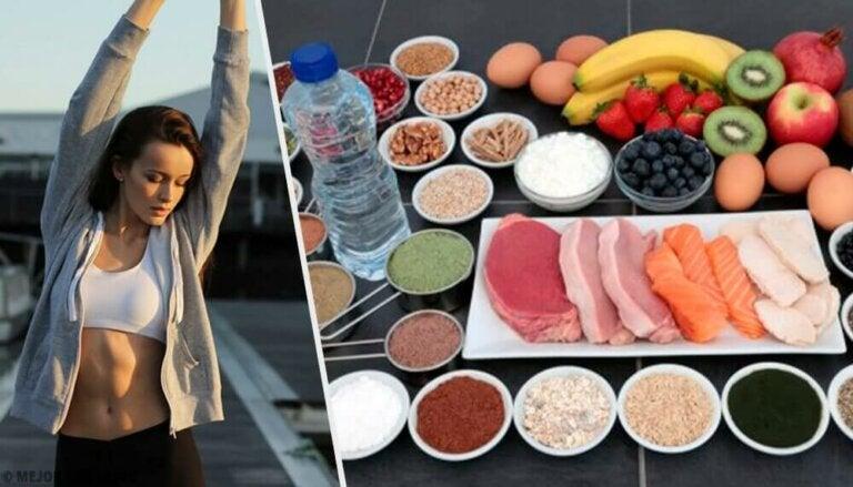Sunne matvarer kroppen din vil takke deg for