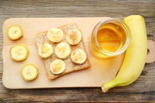 Fordelene med bananer for idrettsutøvere