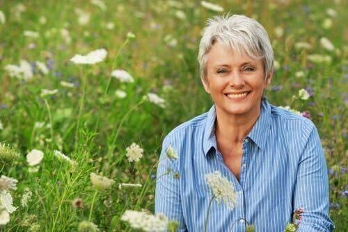 Symptomene og behandlingen av perimenopause