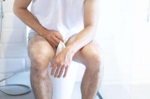 Alt om symptomene på blærekatarr hos menn