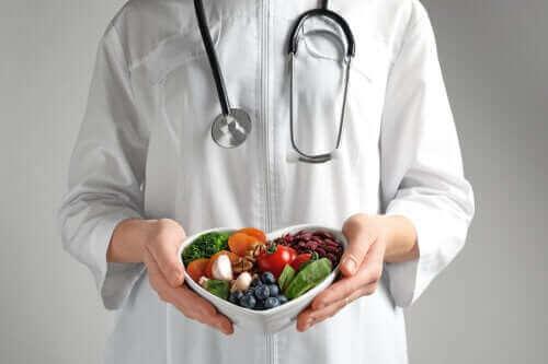Spis sunt for å holde hjertet ditt sunt