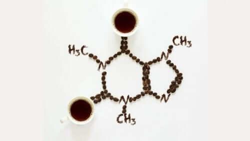 Kaffekopp kjemikalie