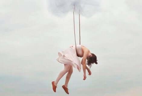 Kvinne med vertigo