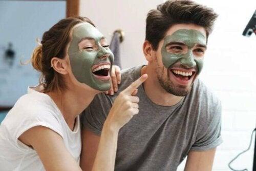 Forskjellene mellom mannlig og kvinnelig hud