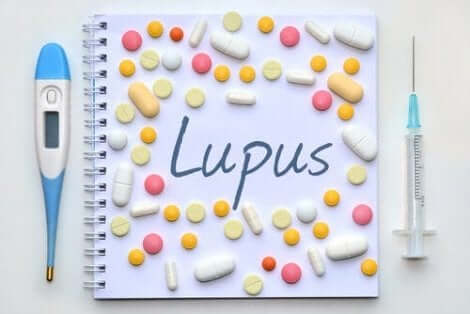 Medisin for lupus