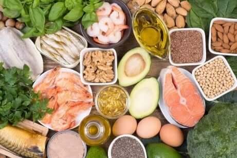 Naturlige matvarer