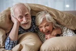 Seksualitet i høy alder – Hva skjer?