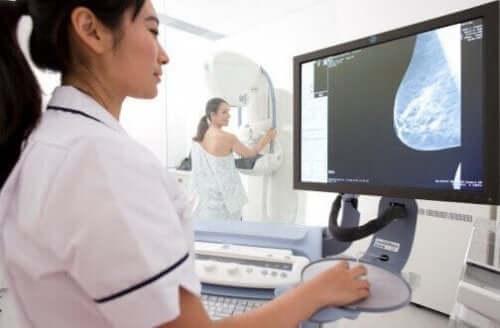 Screeningtester for brystkreft