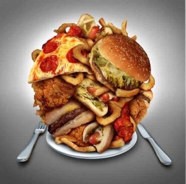 Ultrabearbeidede matvarer øker cellulær aldring