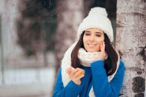 Vinterrutine for fet hud