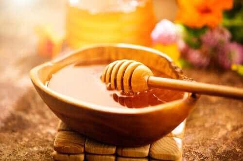 Den glykemiske indeksen for honning og diabetes