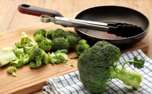 Fem kraftfulle grønnsaker du bør spise