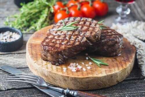 Hvor mye kjøtt bør du spise per uke?