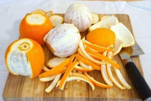 Appelsiner.