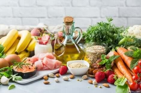 Blant dietter som er støttet av vitenskapen, er middelhavsdietten enestående.