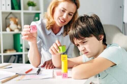 Prosessen med å diagnostisere dysleksi