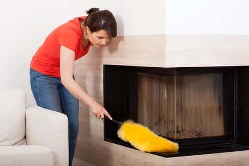 Godt utstyr vil forenkle husarbeid.