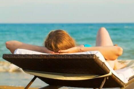 Hudens hukommelse vil si at den husker soleksponering, selv etter mange år.