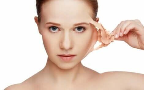 Hudens hukommelse kan føre til at stadig soleksponering kan føre til kreft.