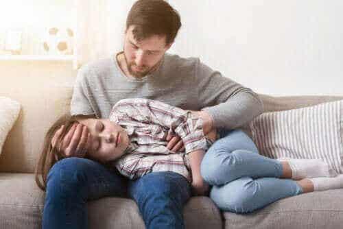 Naturlige behandlinger mot migrene hos barn
