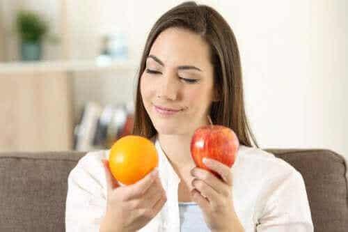 5 falske nyheter om mat