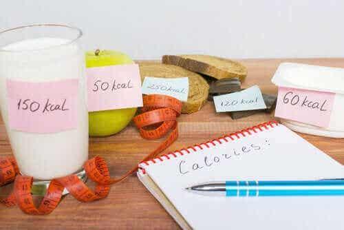 Kan kalorier bli til fett i kroppen?