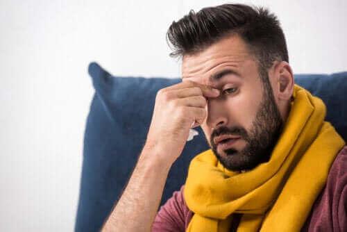 Patologien forstørrede nesemuslinger: Årsaker og symptomer