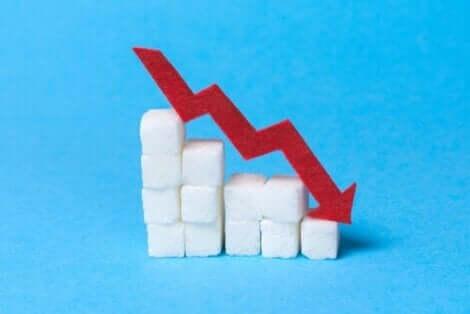 Redusere sukkerinntaket