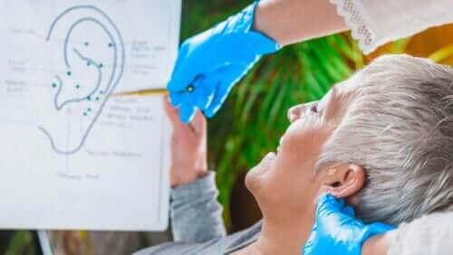 Stimulering av vagusnerven i øret