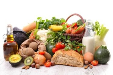 Skap et balansert kosthold for å gå ned i vekt