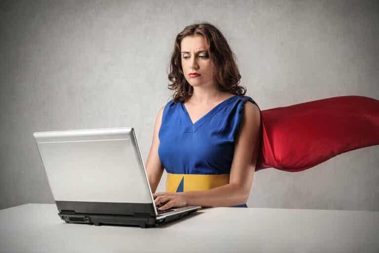 Hva er superwoman syndrome?