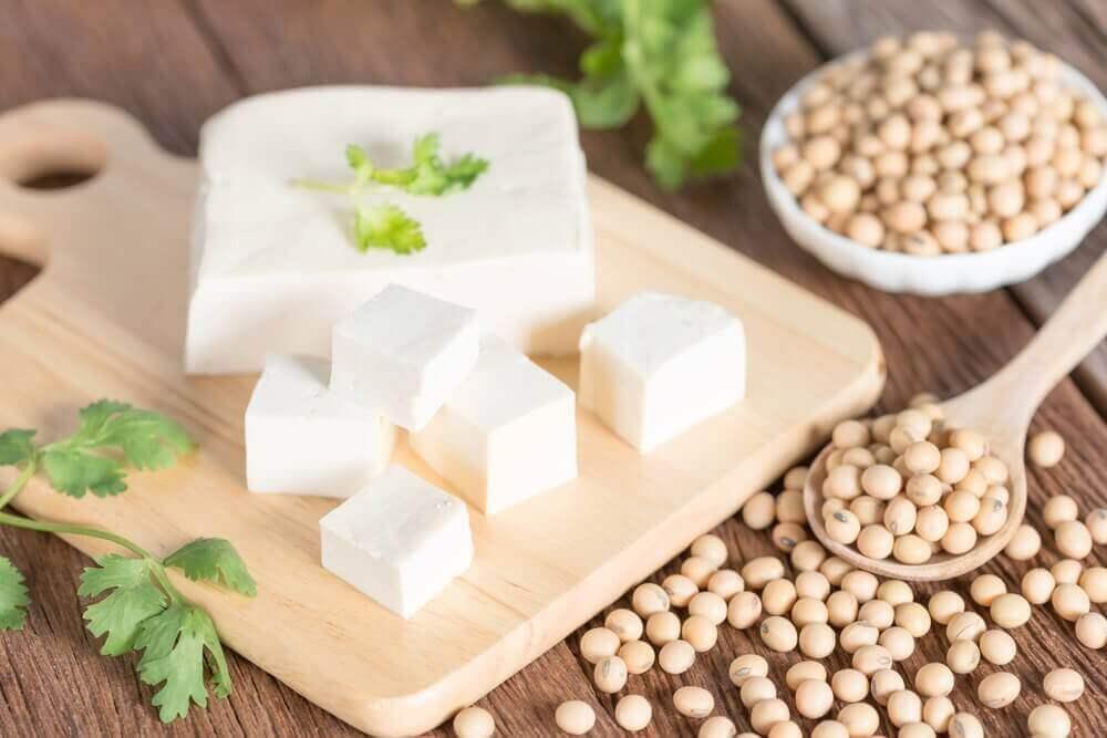 Soya er de beste proteinkildene for veganere