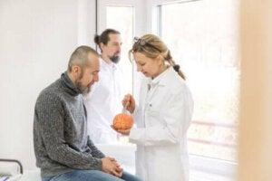 De fire typene multippel sklerose