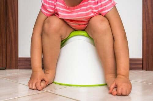 Urinveisinfeksjon hos barn – dette bør du vite