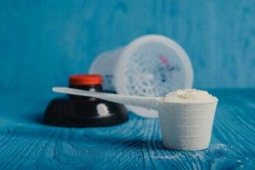 Kjennetegn ved og bruk av kalsiumkaseinater