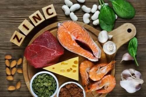 Funksjonene til sink i kroppen er mange og spenner fra å regulere smak til å opprettholde blodtrykket.