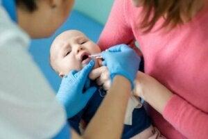 De forskjellige typene poliomyelitt (polio)