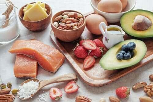 Godkjent matliste for den ketogene dietten