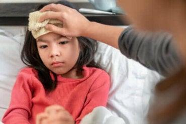 Hvordan behandle feber på en riktig måte